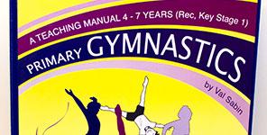 val sabin publications primary school gymnastics ks1 picture