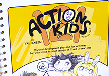 Action Kids 121