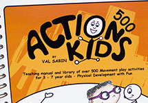 Action Kids 500 (2-7 Year Olds)