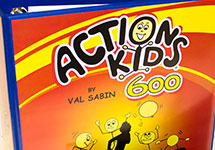Action Kids 600