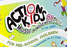 Action Kids 88 Music and Movement