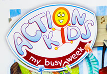 Action Kids My Busy Week