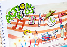 Action Kids Short Stories