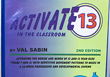 Activate 13 in the Classroom