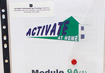 Activate at Home