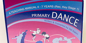 val sabin publications primary school dance ks1 picture