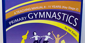 val sabin publications primary school gymnastics ks2 picture