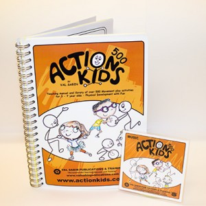 Val Sabin Publications Action kids 500 manual