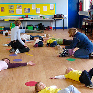val-sabin-action-kids-training-floor