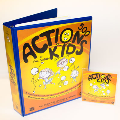 val-sabin-publications-action-kids-500-hardback