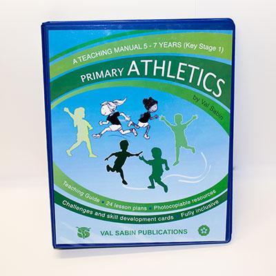 Val Sabin Publications Primary School Athletics KS1
