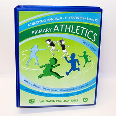 Val Sabin Publications Primary School Athletics KS2 manual