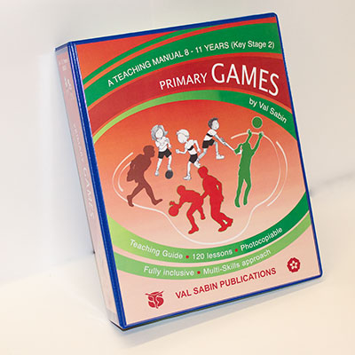 Val Sabin Publications Primary School Games KS2 manual
