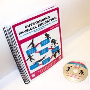 Val Sabin publications Outstanding Physical Education complete pack