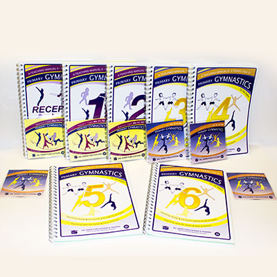 val-sabin-publications-gym-individual-manuals-complete-set