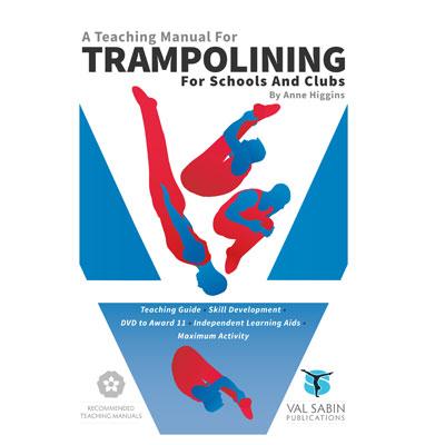 Trampolining by Anne Higgins