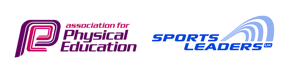 association for physical education and sports leaders logos