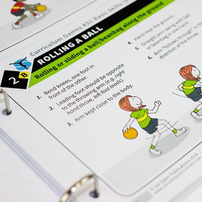 Curriculum Games card sample