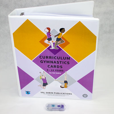 Curriculum Gymnastics Cards 5-12 Years