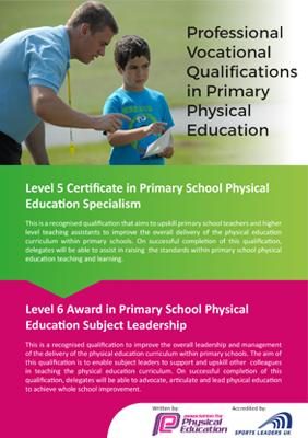 Level 5 Certificate information leaflet
